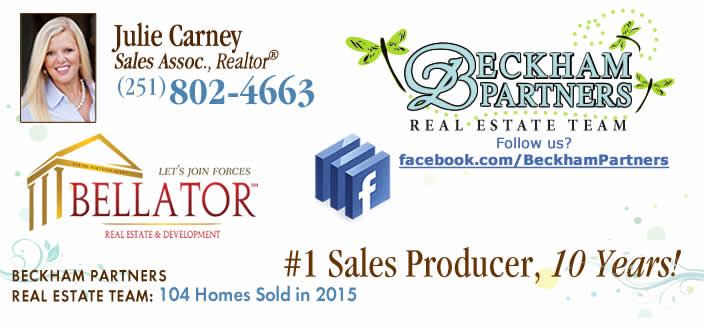Gulf Shores Alabama Real Estate Facebook Announcements