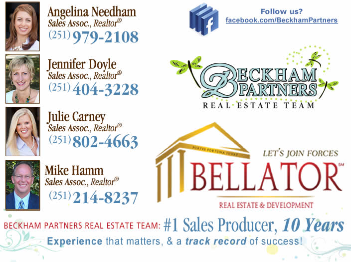 Daphne AL, Baldwin and Mobile Counties of Alabama Real Estate Facebook Page