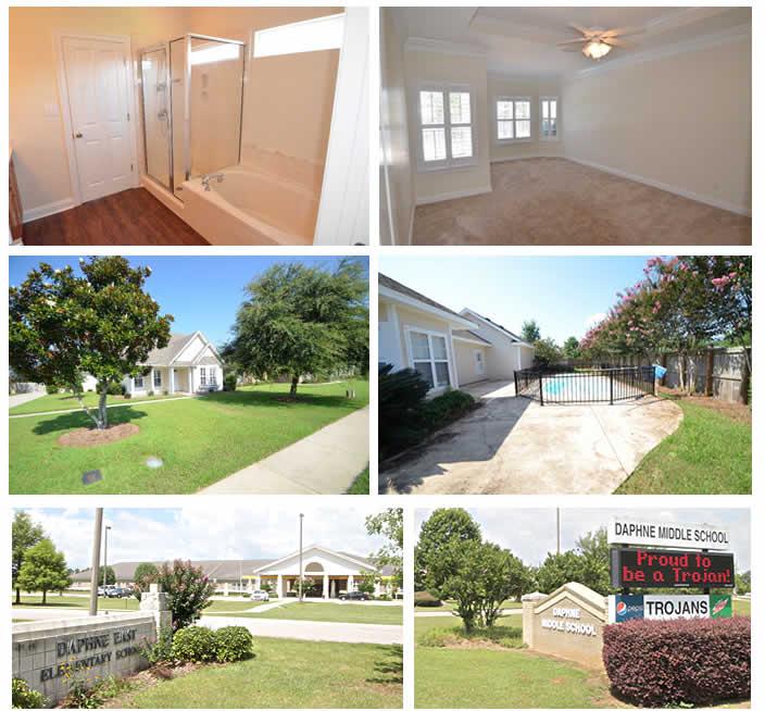 Daphne Alabama: Cotton Ridge Estates Daphne AL Home Search