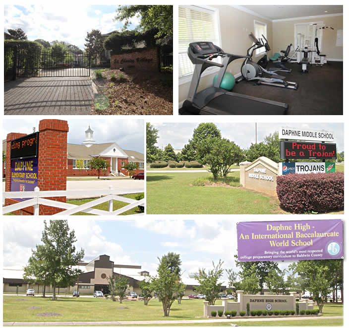 St. Charles Place, Daphne AL Real Estate