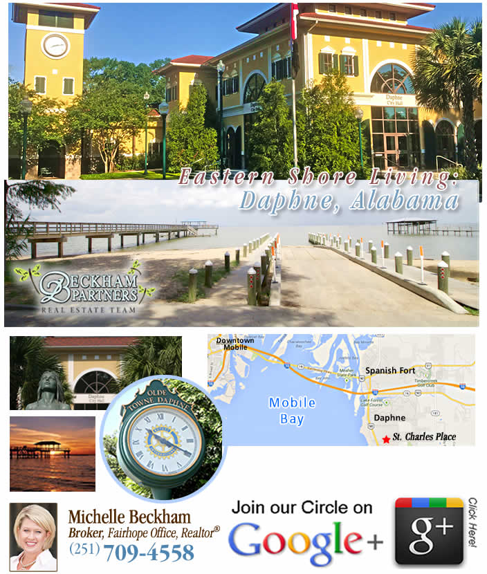 Visit our Daphne AL Real Estate Google+ Page