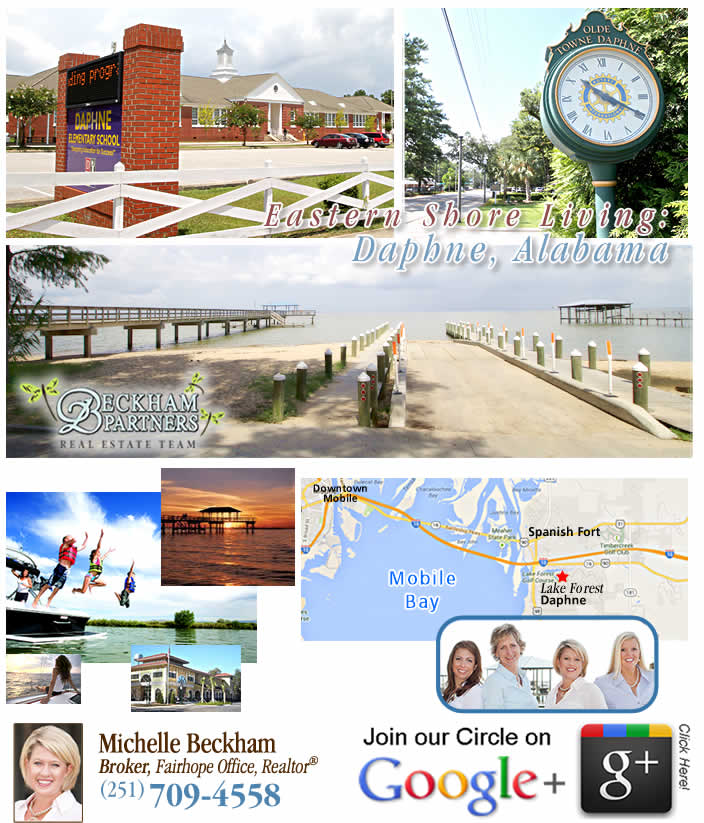 Visit Rock Creek, Fairhope Real Estate Google+ Page