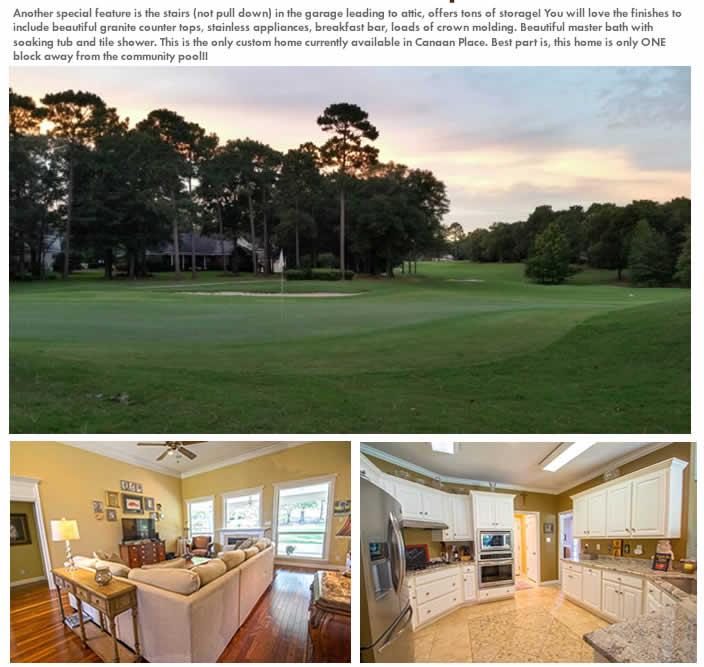 Daphne, AL Timber Creek Homes for Sale