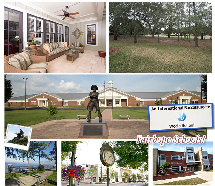 Fairhope Homes for Sale