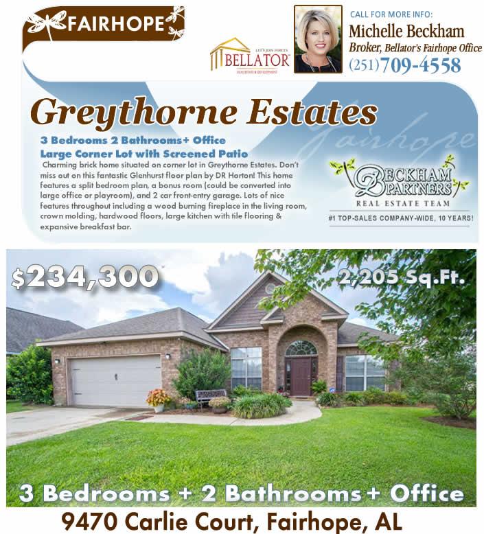 Gretythorne Estates, Fairhope Real Estate