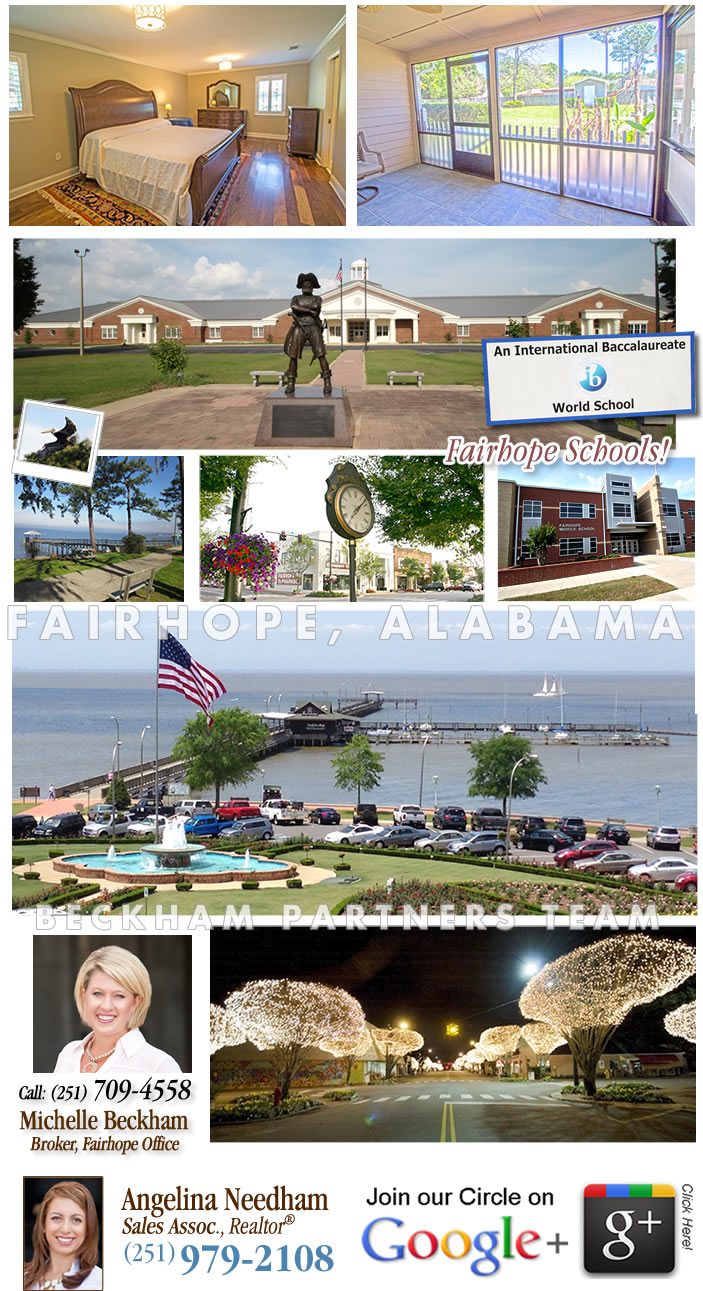 Fairhope AL Google Plus - Fairhope Real Estate - Bellator