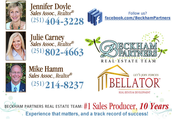Fairhope AL, Baldwin and Mobile Counties of Alabama Real Estate Facebook Page