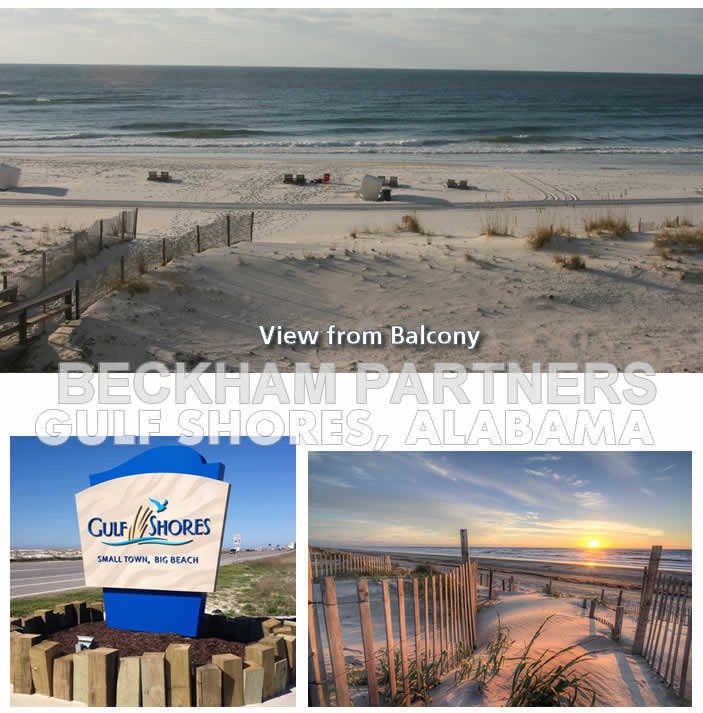 Gulf Shores Beachfront for Sale