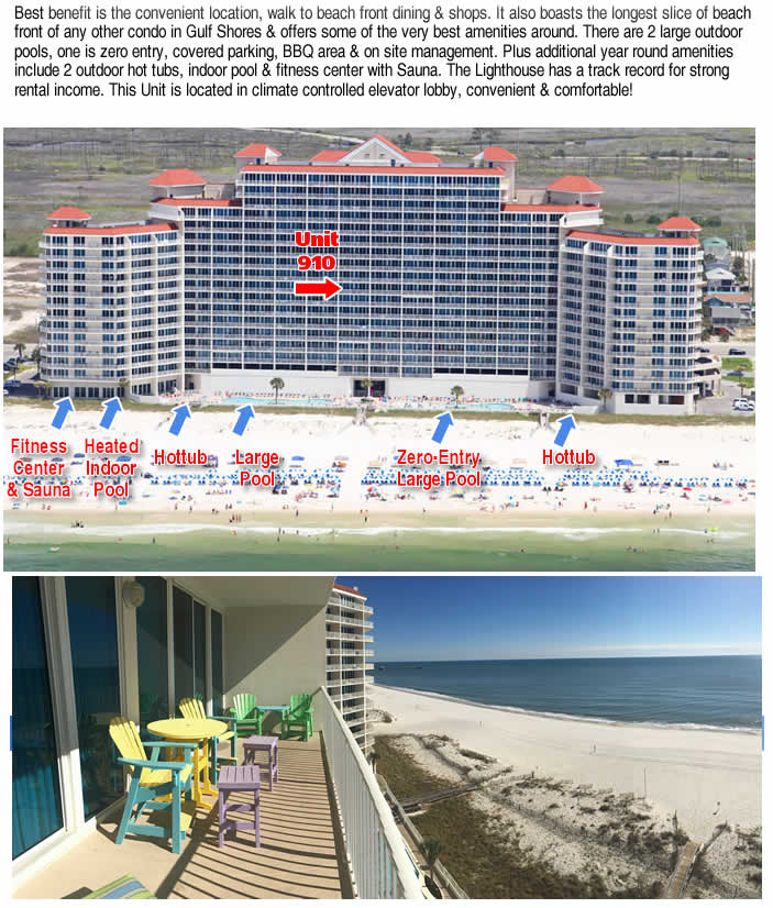 Lighthouse Condo for Sale in Gulf Shores, AL