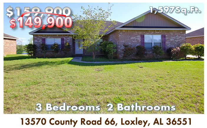 Charmont, located in Loxley - Homes for Sale near Daphne, Alabama