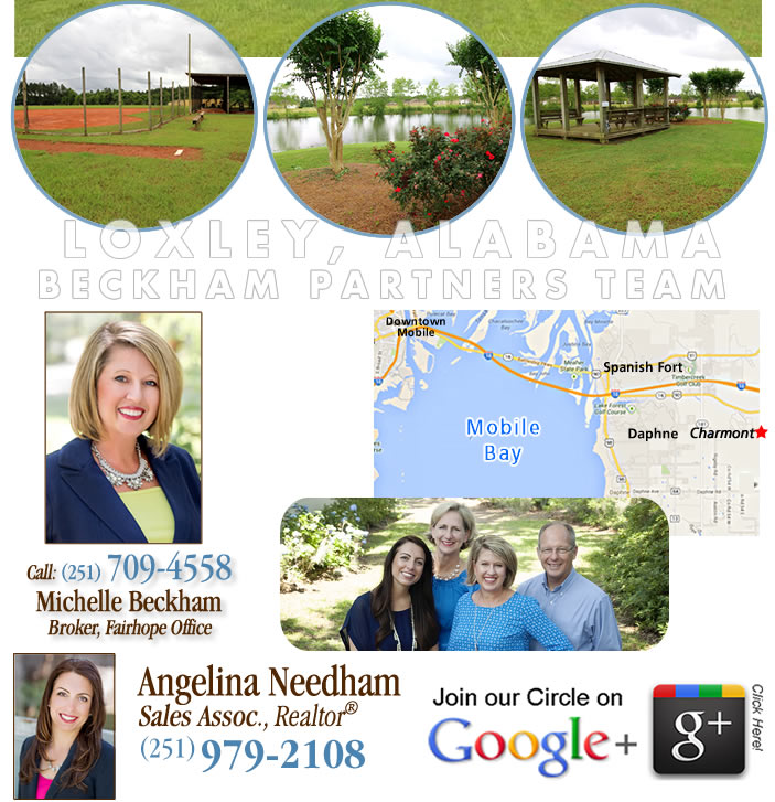 Loxley AL real estate properties