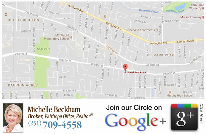 Mobile, AL Google Plus - Midtown Mobile Real Estate - Bellator