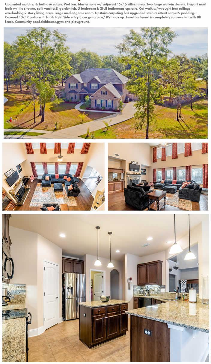Semmes, Alabama real estate - west mobile homes for sale