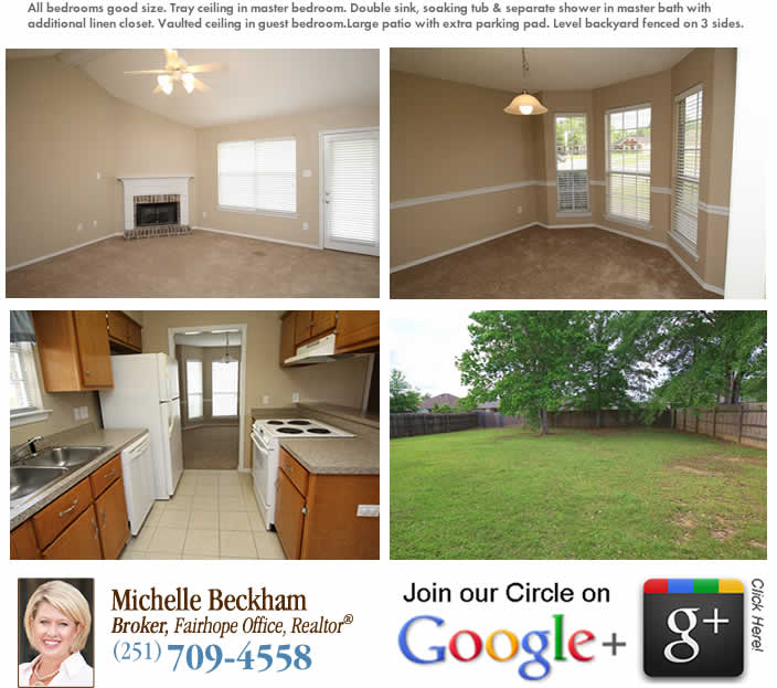 West Mobile and Baldwin County, AL Google Plus - Mobile and Semmes Real Estate - Bellator