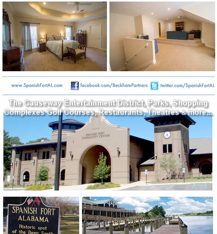 Spanish Fort Homes for Sale