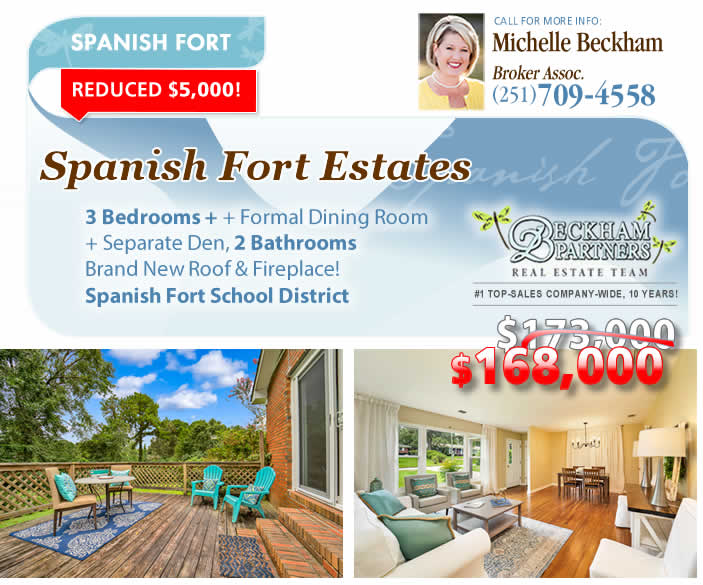 Spanish Fort Real Estate Search
