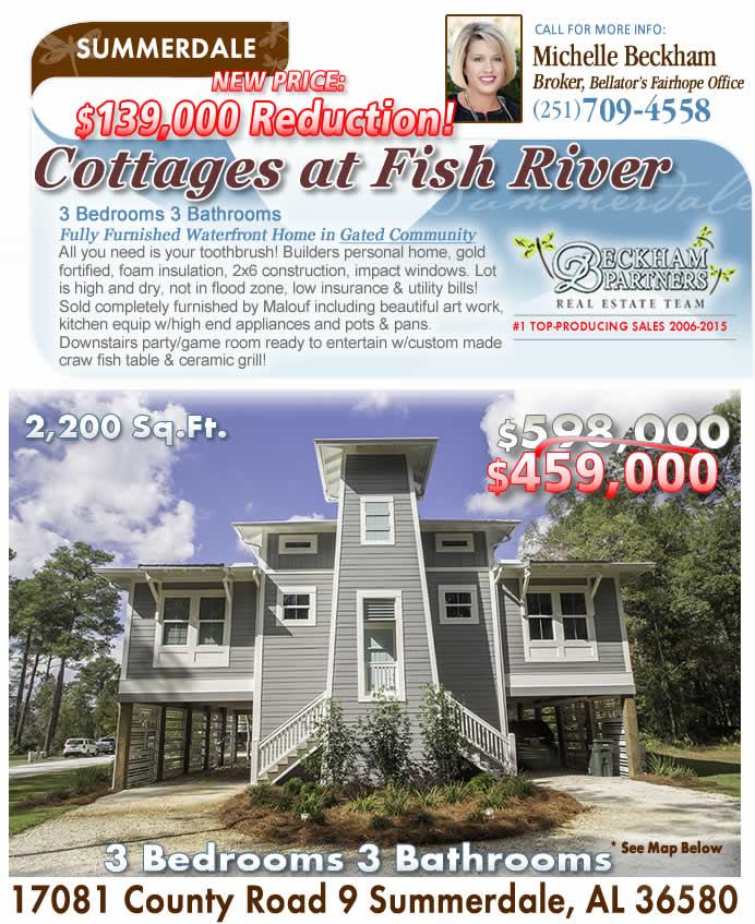 Chamberlain Trace, Daphne Alabama Homes for Sale