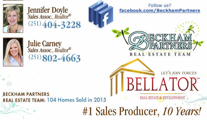 Fairhope Alabama Real Estate Facebook Announcements