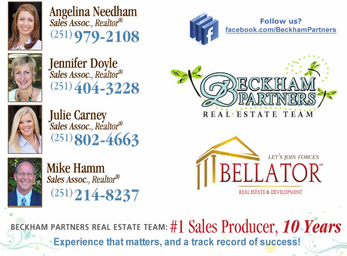 Baldwin and Mobile Counties of Alabama Real Estate Facebook Page