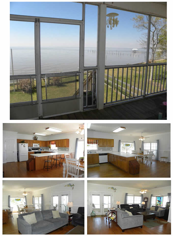 Bayfront Home for Sale