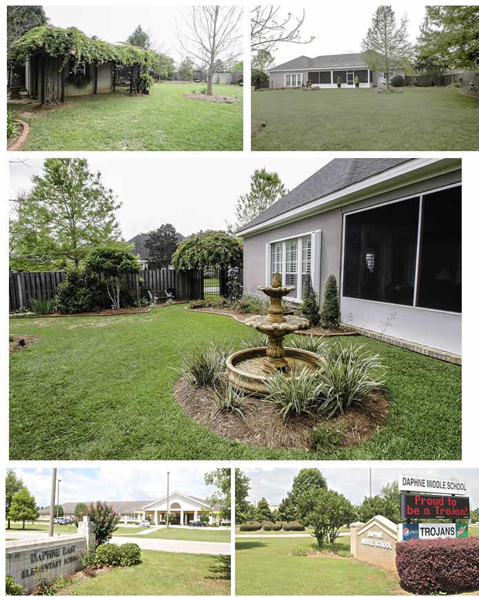 Daphne Alabama: Chamberlain Trace, Daphne AL Homes For Sale