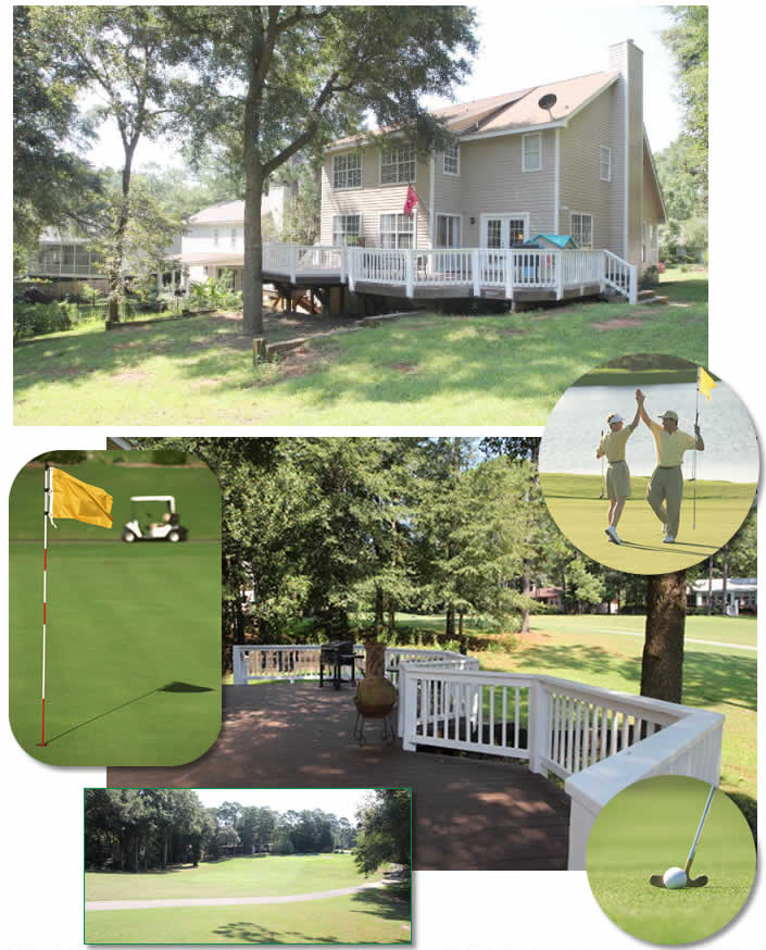 Lake Forest Golf Course Daphne AL Homes for Sale