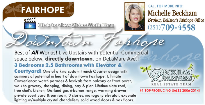 Fairhope Real Estate Office - Bellator Real Estate, Fairhope Alabama