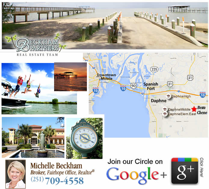 Find a Home in Daphne Schools District