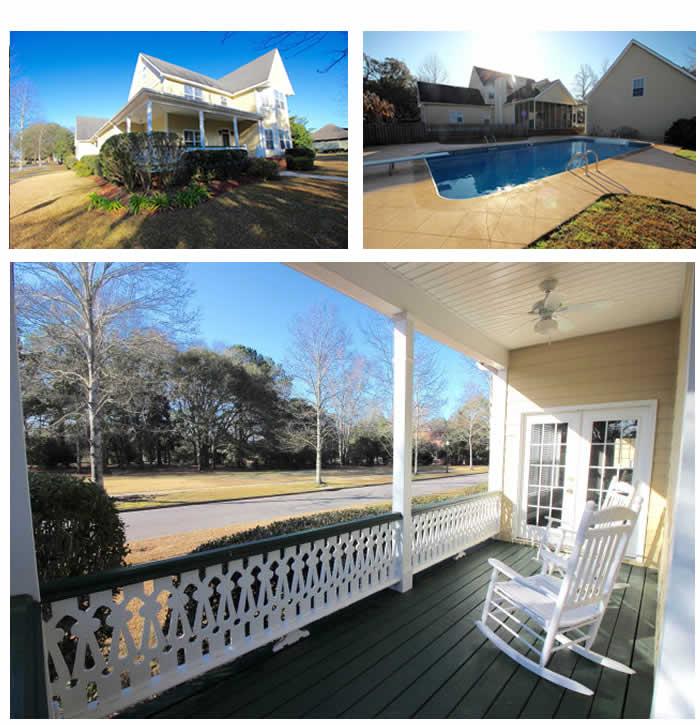 Daphne Alabama: Historic Malbis Daphne AL Home For Sale