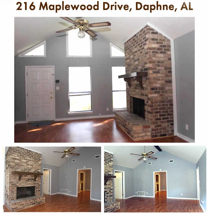 Daphne AL Home for Sale in Lake Forest
