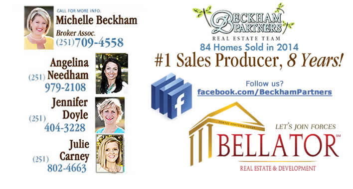 Daphne Homes for Sale - Beckham Partners