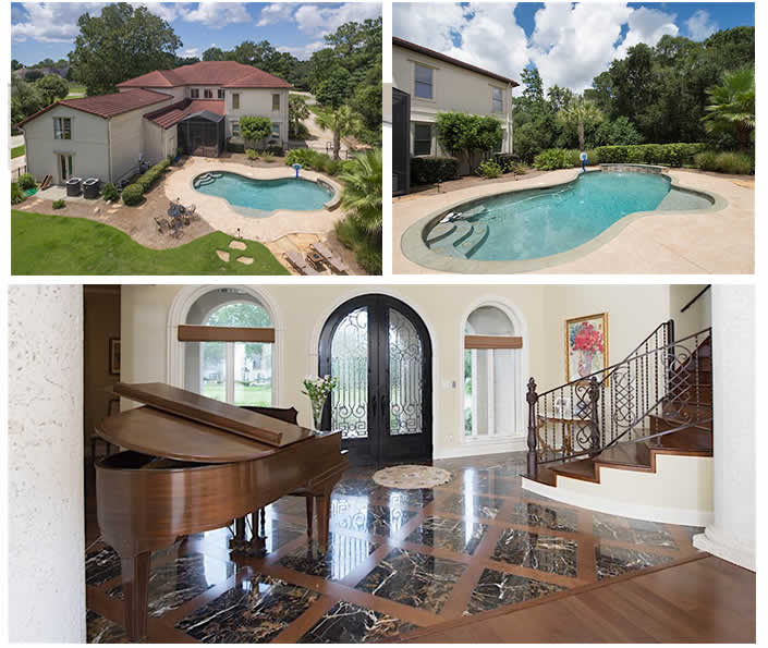 Rock Creek, Fairhope Estate Home for Sale