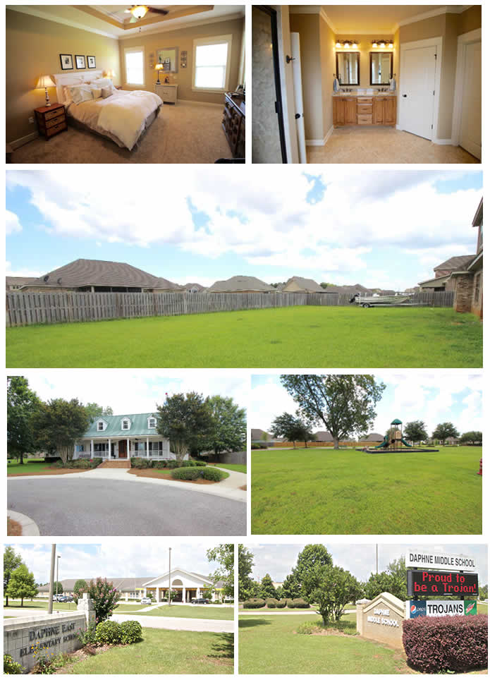 Daphne Alabama Home Search